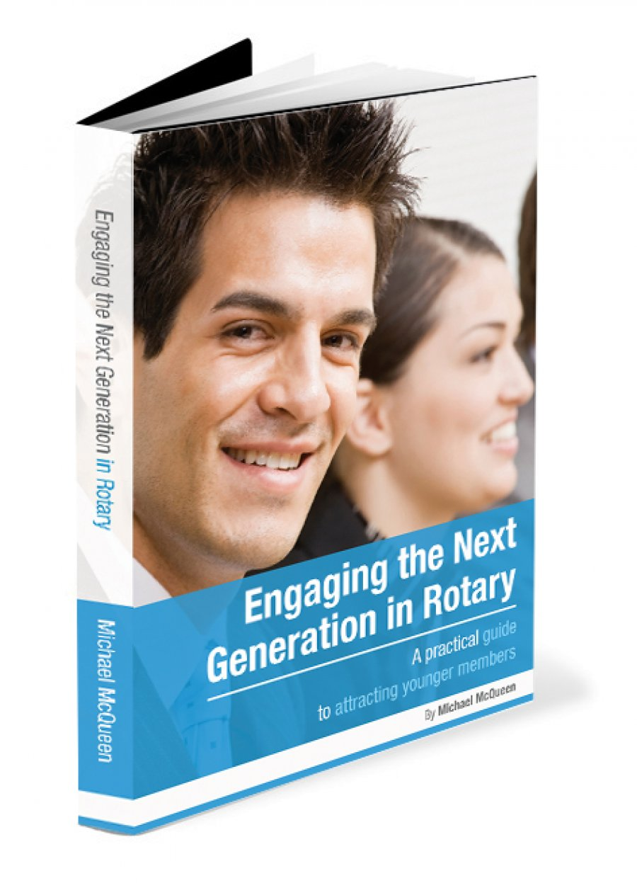 Engaging the Next Generation in Rotary - DVD