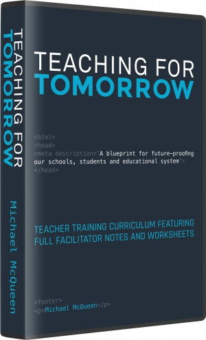 Teaching for Tomorrow (PD Training Curriculum)
